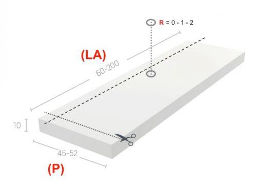 plan vasque sur mesure puzzle i y02. Black Bedroom Furniture Sets. Home Design Ideas