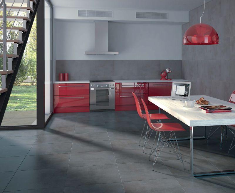 Carrelage sol salle de bain cuisine et terrasse sol - Carrelage gres cerame 60x60 ...