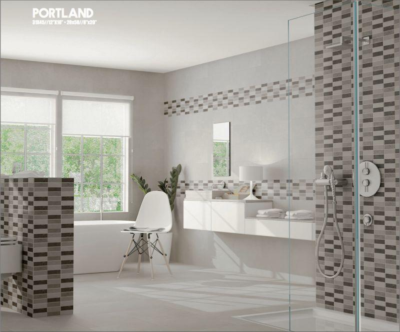 Carrelage sol salle de bain cuisine et terrasse mural for Carrelage salle de bain avec motif