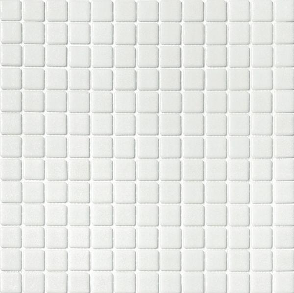 Paves briques de verres mosa c piscine 3000 emaux nieblas blanc maux de verre de type - Mosaique blanche salle de bain ...