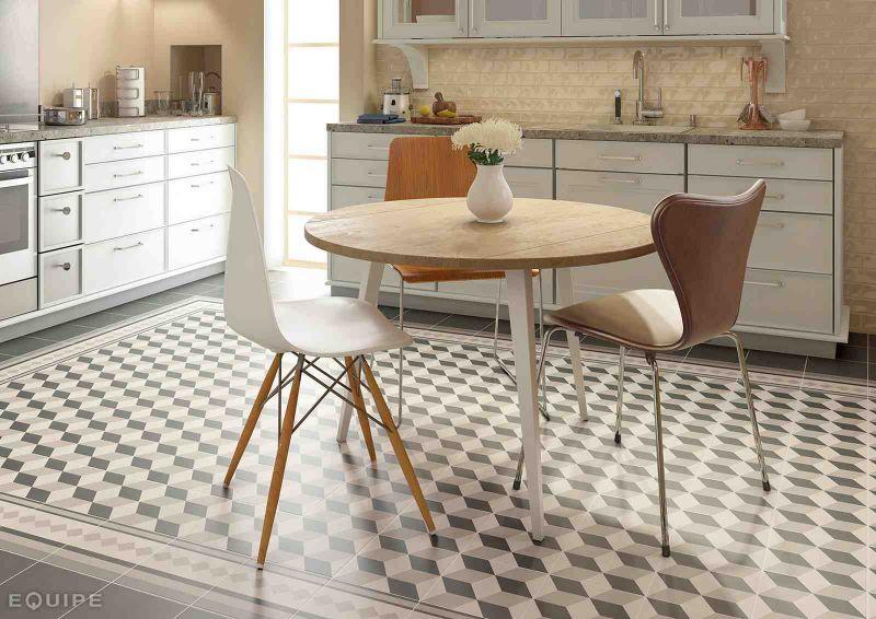 Paris 18e 20x20 Carrelage Imitation Carreaux De Ciment Gres Cerame