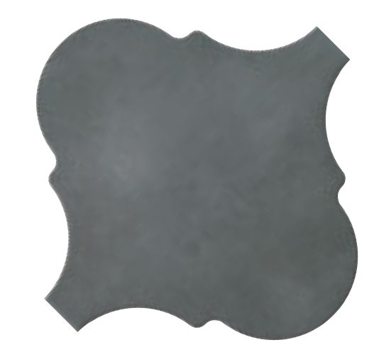 Carrelage sol et mur c ciment imitation lyon black 26 - Gres cerame imitation carreau de ciment ...