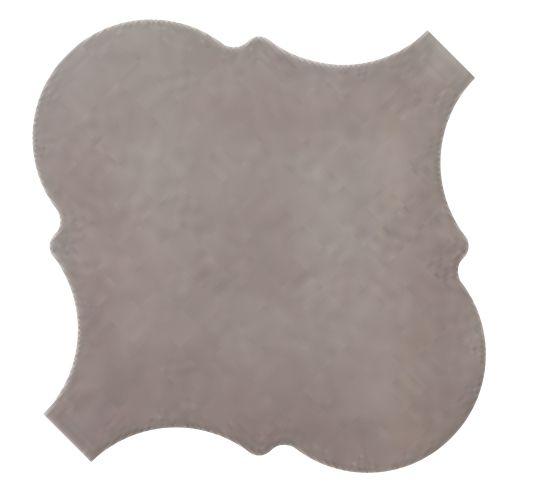 Carrelage sol et mur c ciment imitation lyon taupe 26 - Gres cerame imitation carreau ciment ...