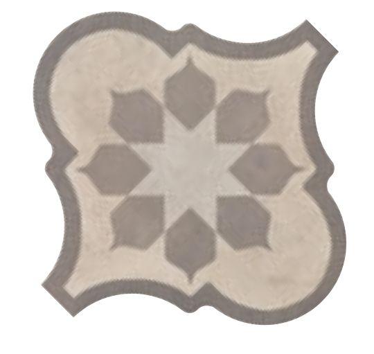 Carrelage sol et mur c ciment imitation lyon blume - Gres cerame imitation carreau ciment ...