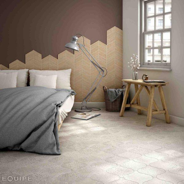 Carrelage sol et mur c ciment imitation lyon atlas 26 - Gres cerame imitation carreau de ciment ...