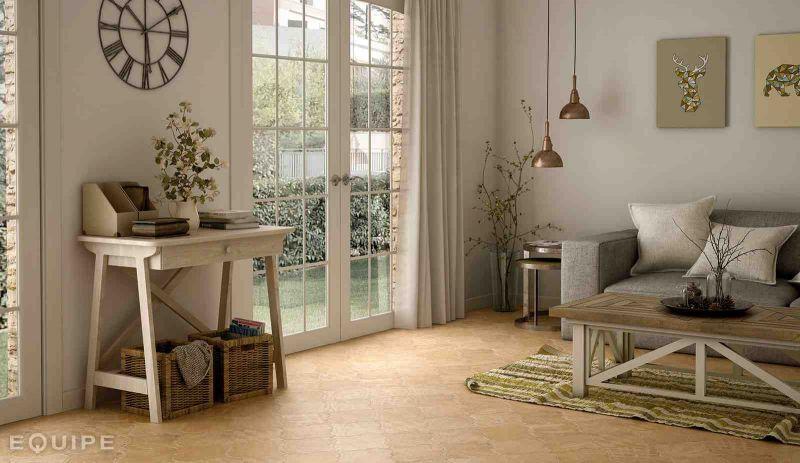 carrelage sol salle de bain cuisine et terrasse terre cuite imitation cotto wheat 26 5x26 5. Black Bedroom Furniture Sets. Home Design Ideas