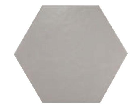 Carrelages mosa ques et galets hexagonale sol 17 5x20 for Carrelage hexagonal couleur