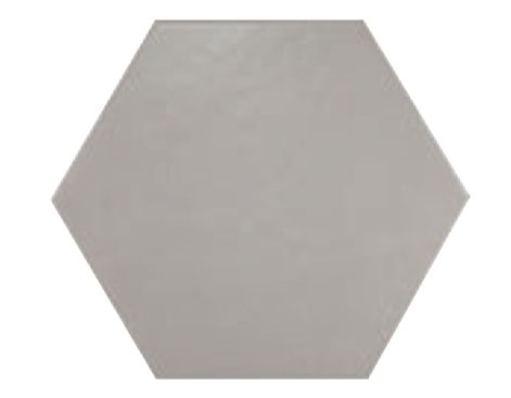 Carrelage sol et mur c ciment imitation hexagonal gris for Gres cerame imitation carreau de ciment