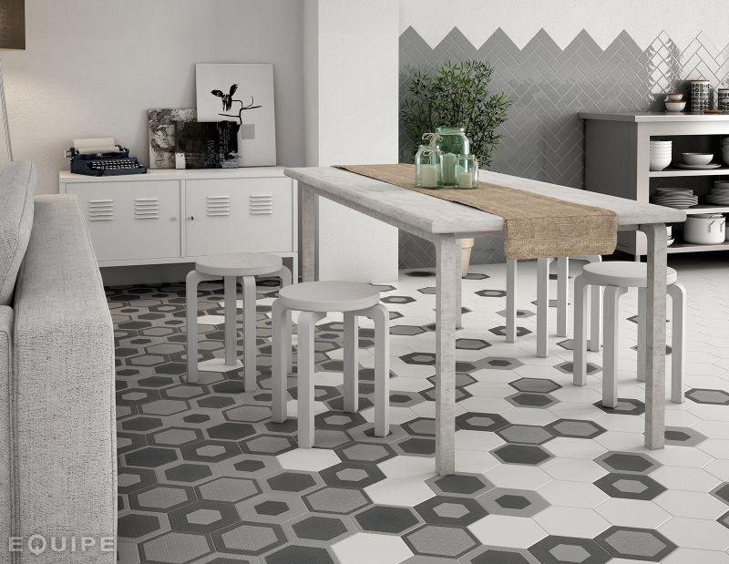 Carrelages Mosaiques Et Galets Aspect Cx Ciment Art Deco 3