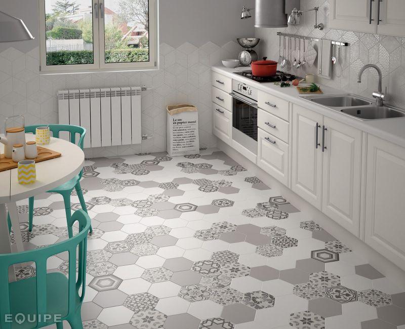 Carrelages Mosaiques Et Galets Aspect Cx Ciment Art Deco 2