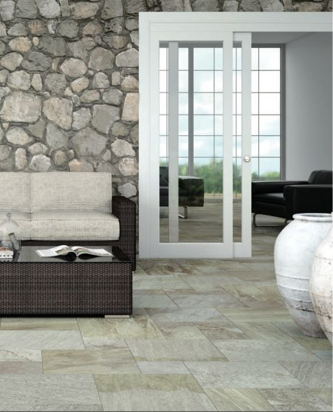 carrelage sol salle de bain cuisine et terrasse sol filita stone natura 44x66 cm carrelage. Black Bedroom Furniture Sets. Home Design Ideas