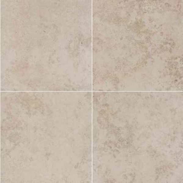 Carrelage sol et mur terrasse jura limestone beige 60 for Carrelage salle de bain beige texture