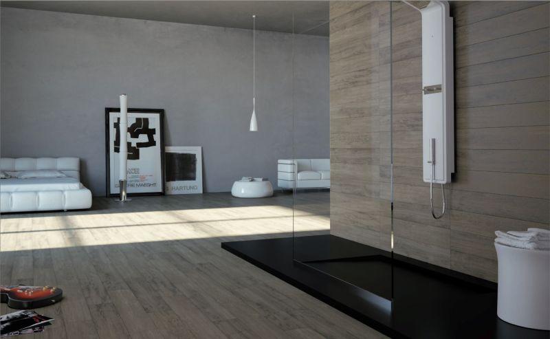 salle de bain parquet carrelage chaios