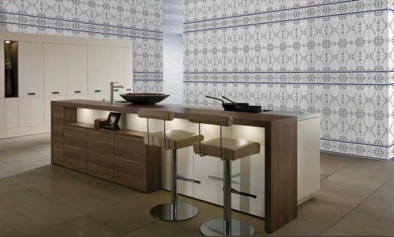 Decoration zellige cuisine avec des id es for Deco cuisine orientale