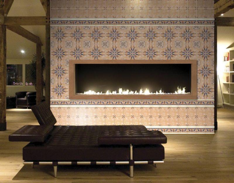 Carrelage Sol Et Mur Oriental Manises Decor 20x20 Cm