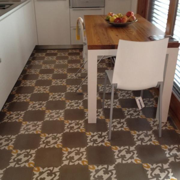 Carrelage sol salle de bain cuisine et terrasse c for Carrelage artisanal
