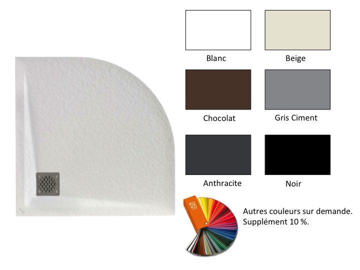 receveurs de douches longueur 80 receveur de douche quart de rond malenke q5 blanc 80x80. Black Bedroom Furniture Sets. Home Design Ideas