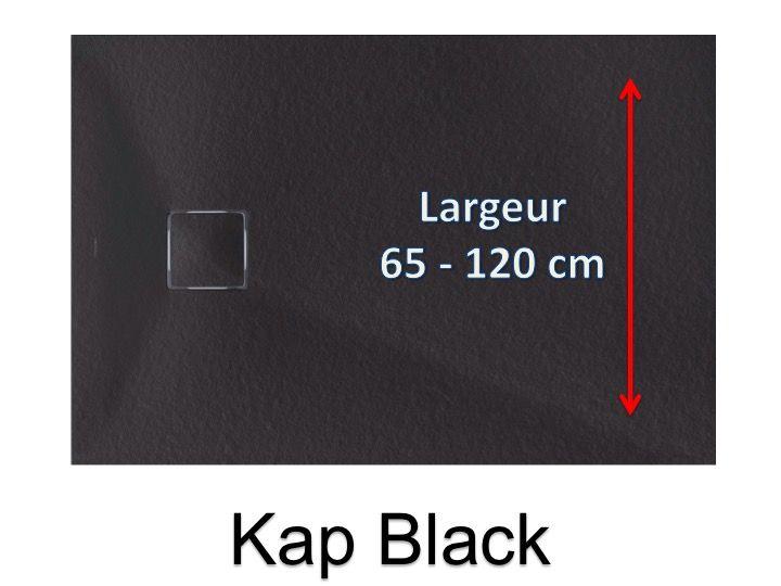 receveurs de douches longueur 110 receveur de douche longueur 110 cm en r sine extra plat. Black Bedroom Furniture Sets. Home Design Ideas