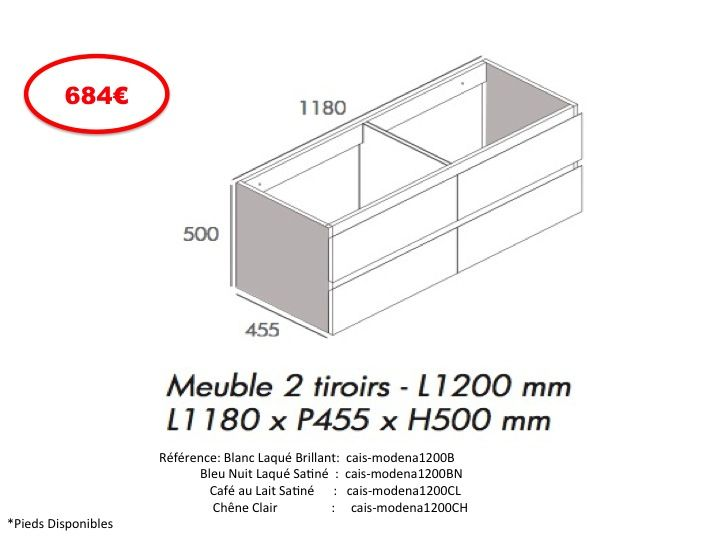 Tablette Salle De Bain 120 Cm Solutions Pour La