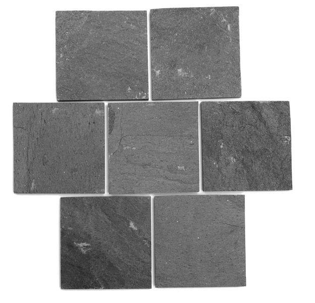 carrelages mosa ques et galets terrasse carrelage et dalle en pierre naturelle 10x10 cm. Black Bedroom Furniture Sets. Home Design Ideas