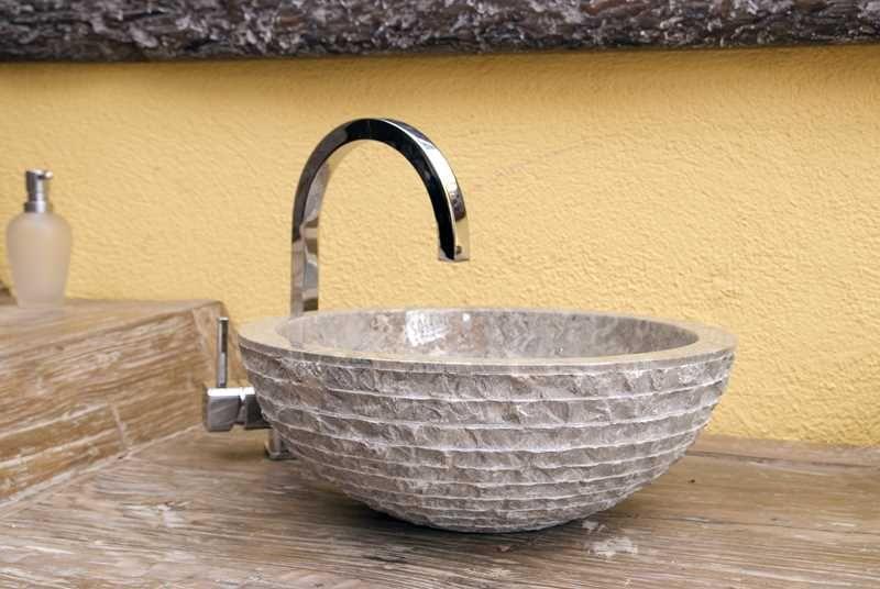 vasques pierre naturelle vasque en pierre naturelle th 007 grb. Black Bedroom Furniture Sets. Home Design Ideas