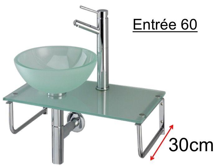 Meubles lave mains robinetteries lave mains lave mains for Support vasque salle de bain