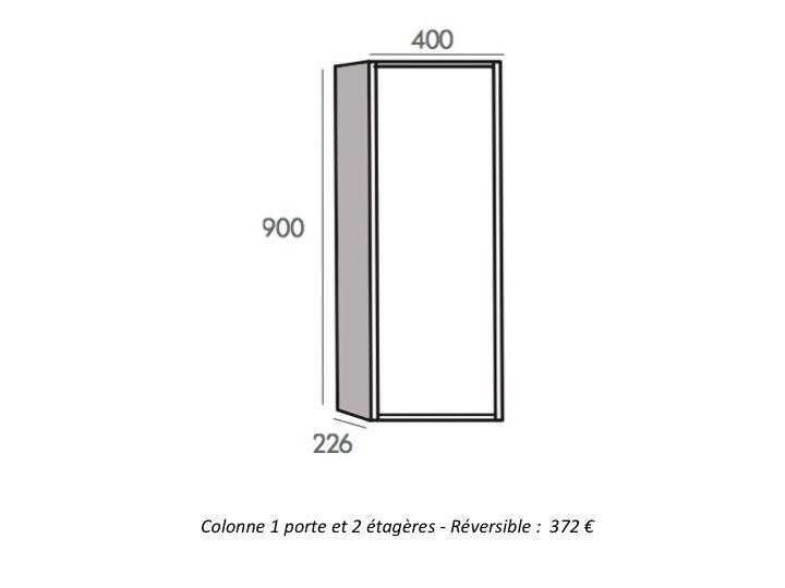 meuble de salle de bain suspendu une vasque 110 cm. Black Bedroom Furniture Sets. Home Design Ideas