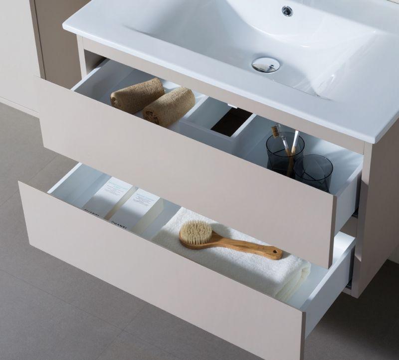 Stunning Meuble Ceramique 2 Vasques Amazing House Design