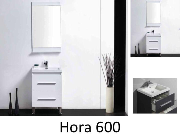 le meuble de salle de bain est livr mont avec un miroir deux grands tiroirs et un plan vasque quip dune bonde clic clac - Une Salle De Bain Est Equipee Dune Vasque