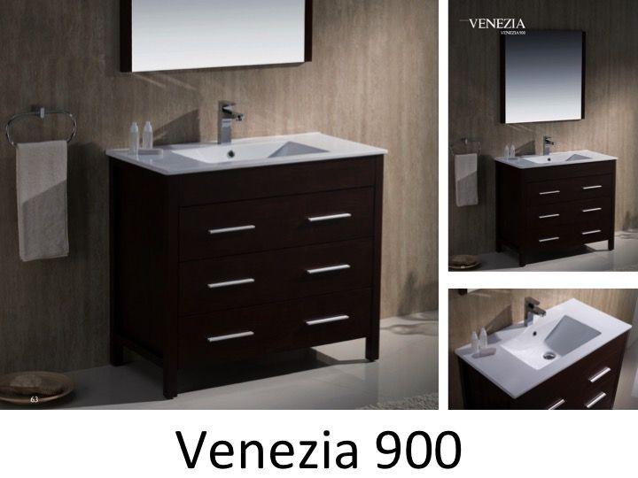 meubles lave mains robinetteries meubles sdb meuble de salle de bain 90 cm venezia 900. Black Bedroom Furniture Sets. Home Design Ideas