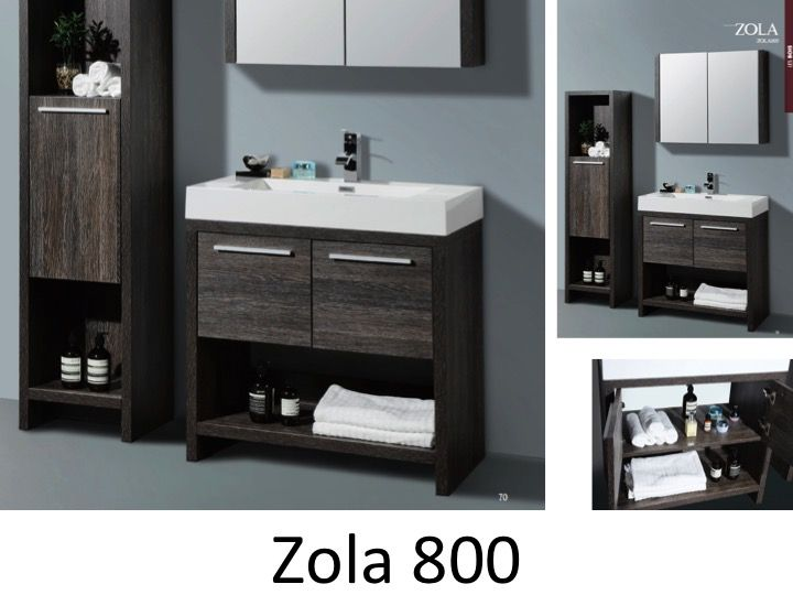 meubles lave mains robinetteries meubles sdb meuble de salle de bain 80 cm zola800 ch ne. Black Bedroom Furniture Sets. Home Design Ideas