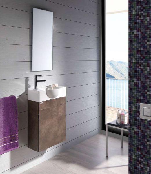 Meubles lave mains robinetteries meubles sdb meuble de for Meuble salle de bain profondeur 40