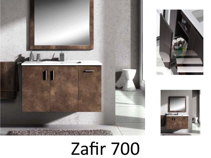 meubles lave mains robinetteries meuble sdb meuble de salle de bain 70 cm zafir p. Black Bedroom Furniture Sets. Home Design Ideas