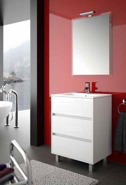 meubles lave mains robinetteries meubles sdb meuble de salle de bain 60 cm arenys 600 3. Black Bedroom Furniture Sets. Home Design Ideas