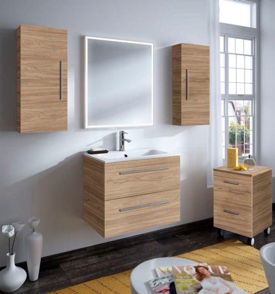 meubles lave mains robinetteries meuble sdb meuble de salle de bain 70 cm fussion creta 700. Black Bedroom Furniture Sets. Home Design Ideas