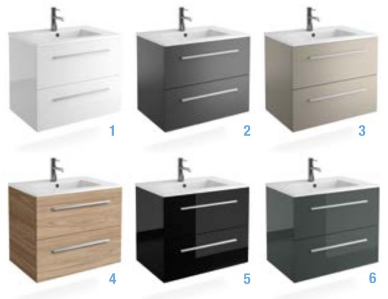 Meubles lave mains robinetteries meuble sdb meuble de for Meuble salle de bain vasque a poser leroy merlin