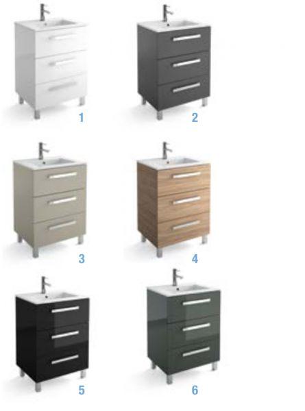 Meubles lave mains robinetteries meuble sdb meuble de for Meuble de salle de bain leroy merlin remix