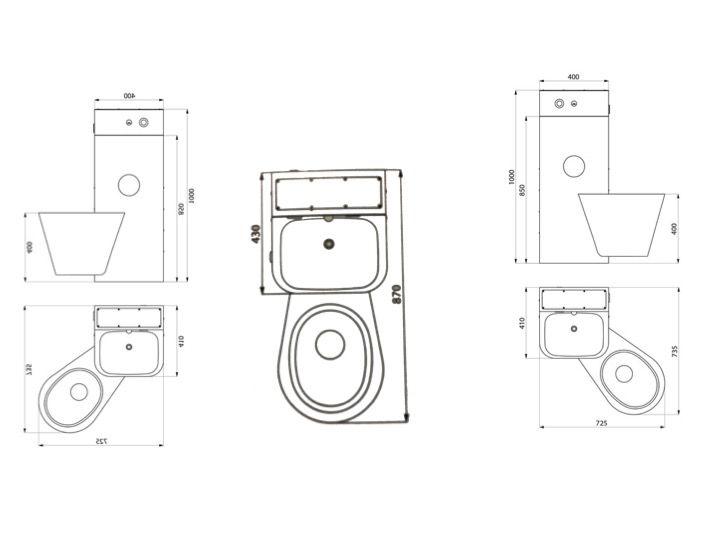 meubles lave mains robinetteries lave mains toilette wc suspendu avec lave mains int gr. Black Bedroom Furniture Sets. Home Design Ideas