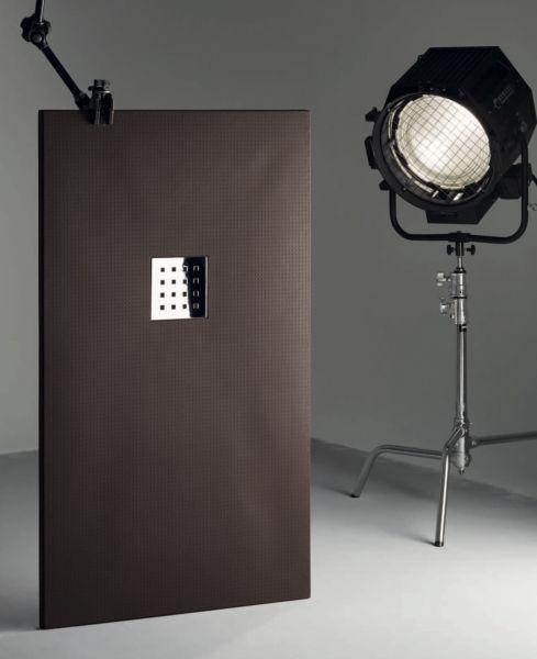 receveurs de douches longueur 110 receveur de douche 110 cm en r sine master carr blanc. Black Bedroom Furniture Sets. Home Design Ideas
