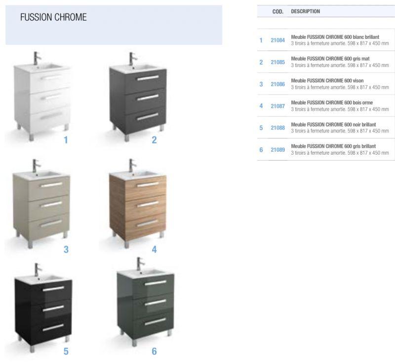 meubles lave mains robinetteries meubles sdb meuble de salle de bain sur pieds 80 cm. Black Bedroom Furniture Sets. Home Design Ideas
