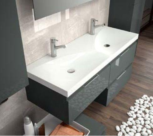 meubles lave mains robinetteries meuble sdb meuble de salle de bain suspendu 120 cm versus. Black Bedroom Furniture Sets. Home Design Ideas