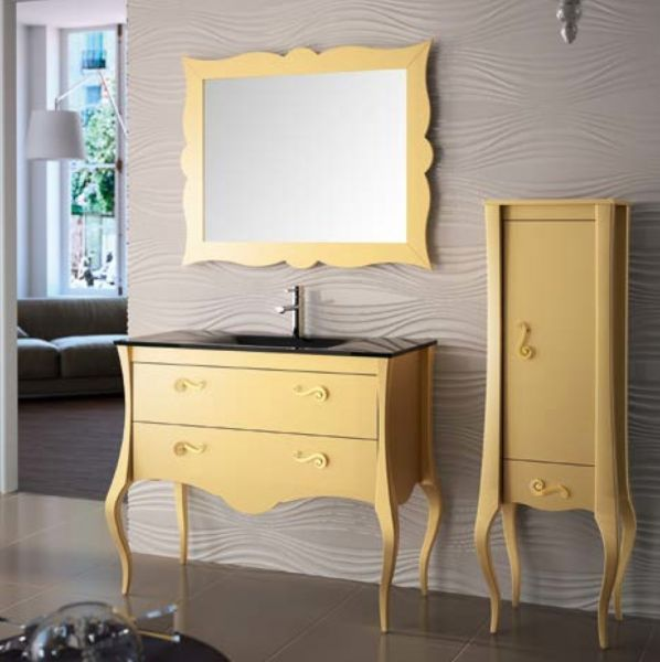 meubles lave mains robinetteries meuble sdb meuble de salle de bain sur pieds 80 cm. Black Bedroom Furniture Sets. Home Design Ideas