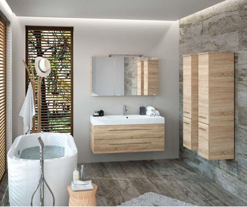 Meubles lave mains robinetteries meuble sdb meuble de for Salle de bain minerale