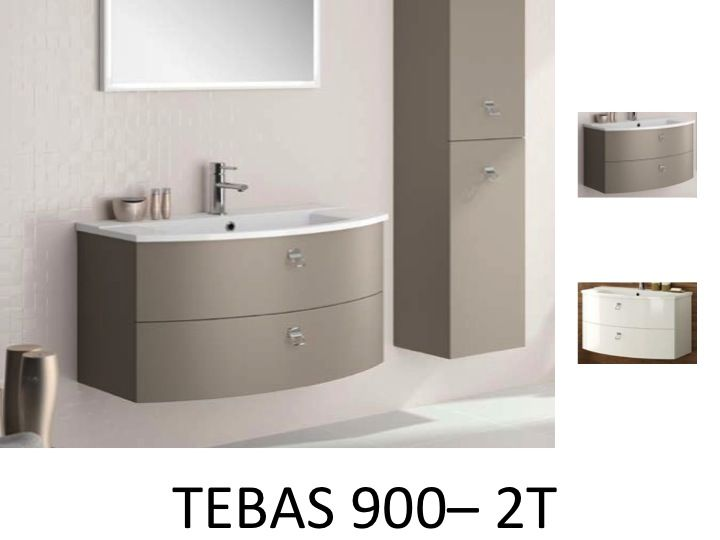 meubles lave mains robinetteries meuble sdb meuble de salle de bain suspendu 90 cm tebas 900. Black Bedroom Furniture Sets. Home Design Ideas