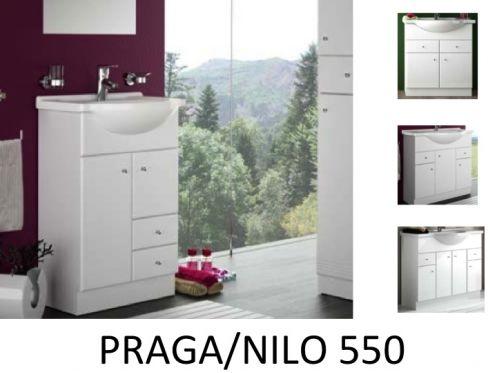 Meubles lave mains robinetteries meubles sdb meuble de salle de bain 55 - Meubles livres montes ...