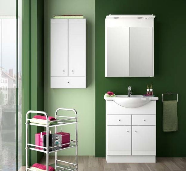 meubles lave mains robinetteries meuble sdb meuble de salle de bain 65 cm praga nilo 650. Black Bedroom Furniture Sets. Home Design Ideas
