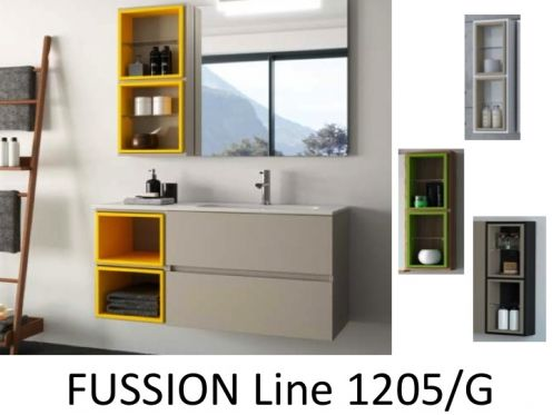 meubles lave mains robinetteries meuble sdb meuble de salle de bain suspendu 120 cm. Black Bedroom Furniture Sets. Home Design Ideas