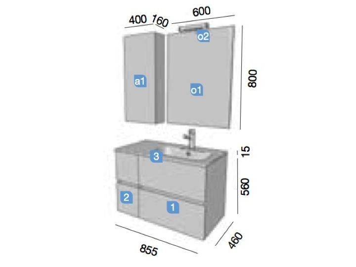 meubles, lave-mains, robinetteries meuble sdb - meuble de salle de
