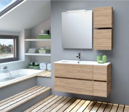 meubles lave mains robinetteries meuble sdb meuble de salle de bain 105 cm modulaire. Black Bedroom Furniture Sets. Home Design Ideas