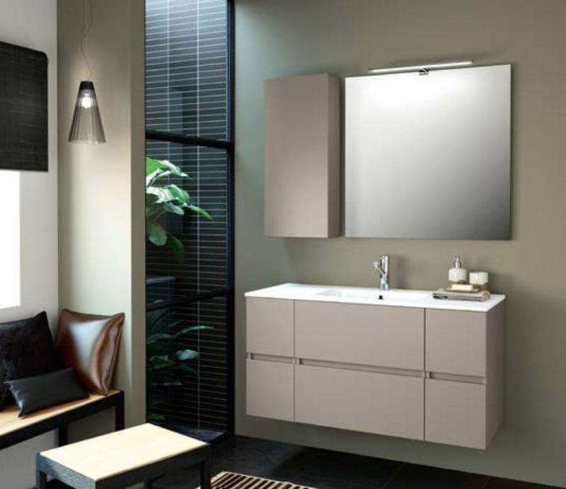 meuble salle de bain 110 cm
